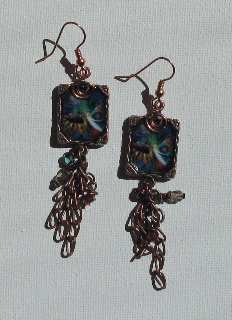 JE0002 - Free at Last Dangle Earrings