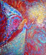 M1137 Paint Your Dreams ~ Giclee canvas print 20x24