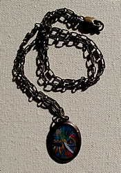 J0014 - Free at Last Chain Necklace