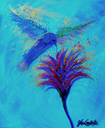 Heaven's Sweetness ~ 20x24 giclee canvas print (varnished)  $350
