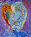 Brave Heart (giclee canvas print  20x24)