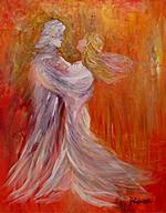 K0092 - Dance With Me (8x10 print)