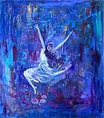 K0067 - Dancing Bride (8x10 print)
