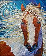 K0052 - War Horse (8x10 print)