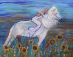 Safe Place ~ giclee  canvas print