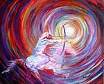L0016 - Aim and Fire (Giclee canvas print 20x24)